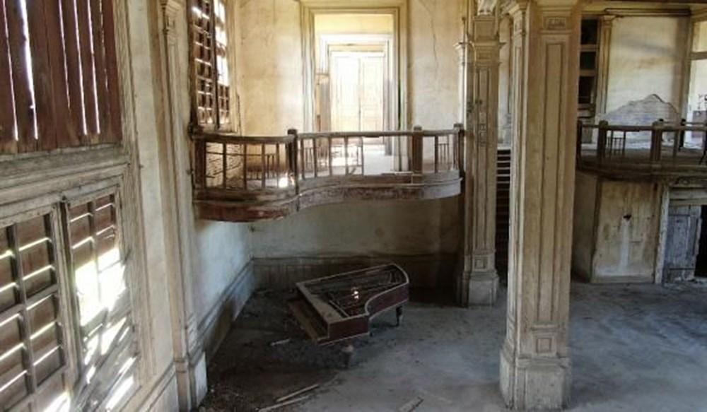 Büyükada Rum Yetimhanesi'nin son hali: İçi görüntülendi - 5