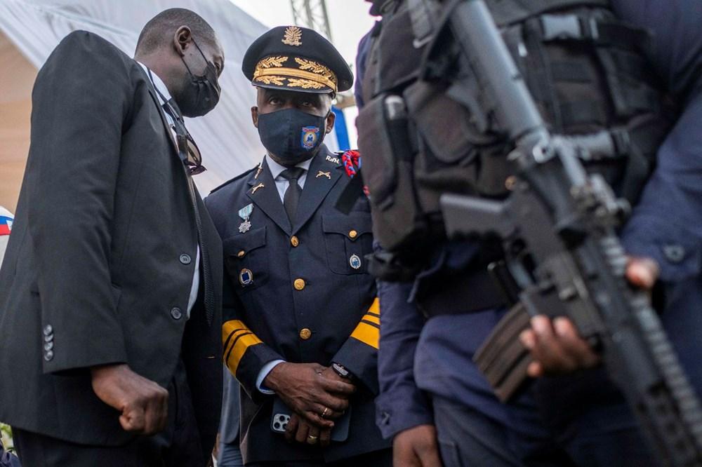 Suikasta uğrayan Haiti Devlet Başkanı'na cenaze töreni düzenlendi - 8