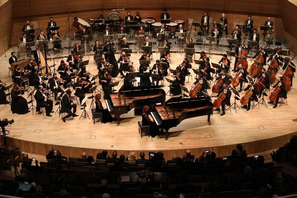 Cumhurbaşkanlığı Senfoni Orkestrası yeni bina açılış konseri - 5