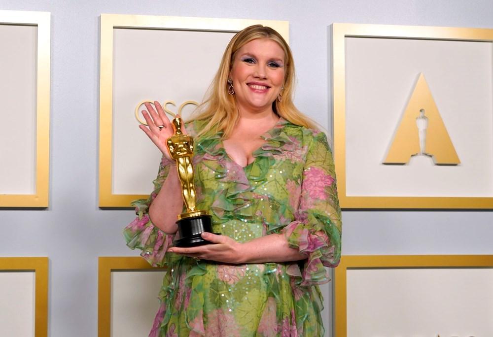 2021 Oscar Ödülleri sahiplerini buldu (93. Oscar Ödülleri'ni kazananlar) - 7
