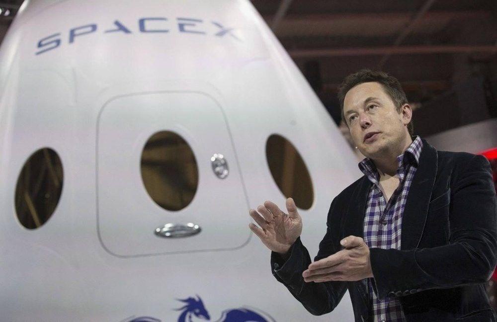 Elon Musk insanlı Mars görevi için tarih verdi - 3