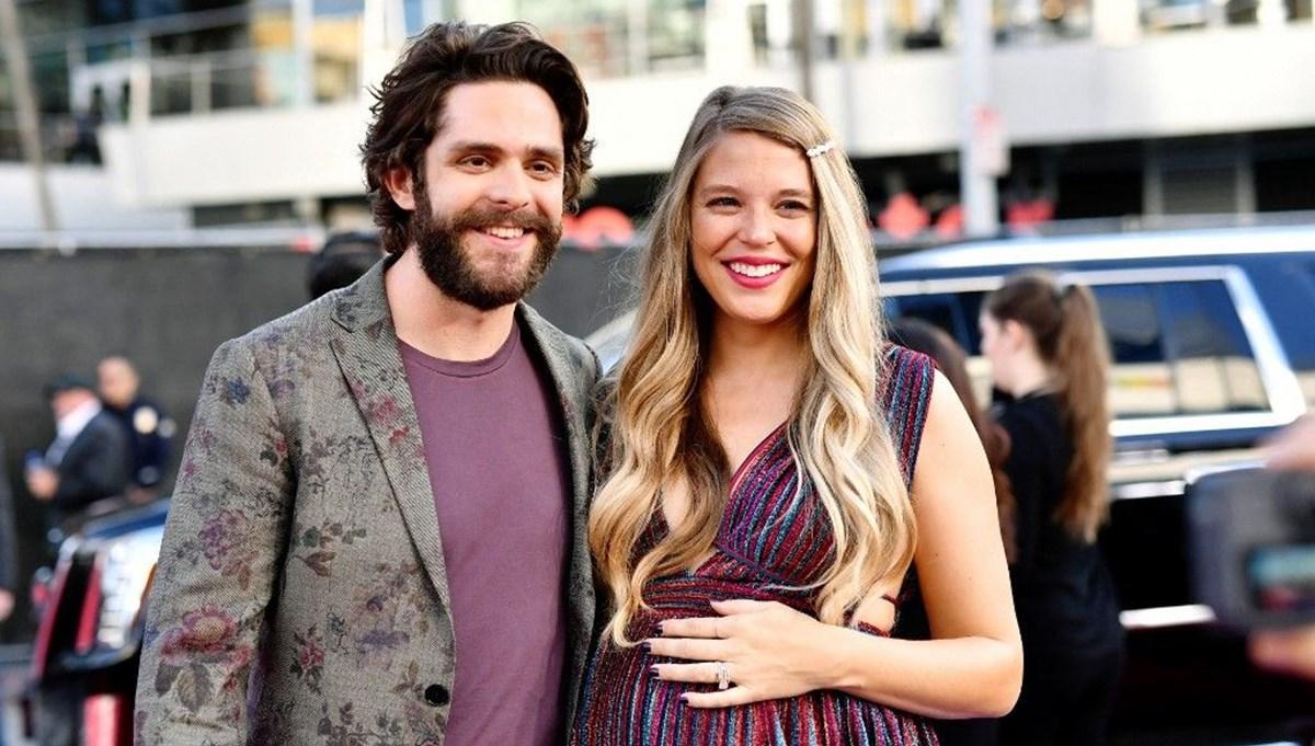Thomas Rhett ve Lauren Akins dördüncü kez ebeveyn oluyor