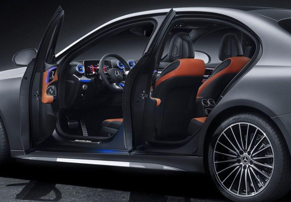 Yeni Mercedes-Benz C-Serisi tanıtıldı - 8