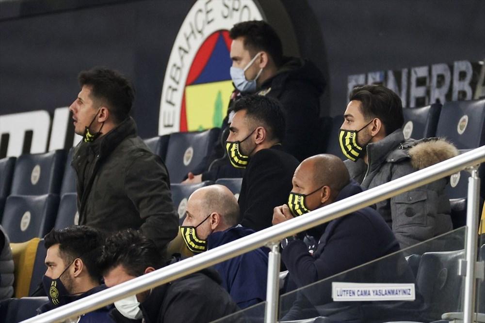 Derbide kazanan Galatasaray - 12