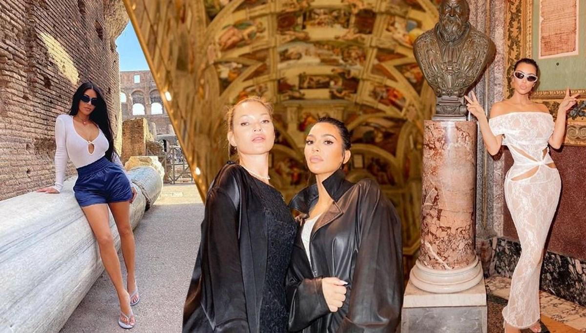 Kim Kardashian İtalya elçisi oldu