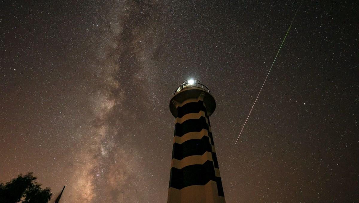 Perseid Meteor Yağmuru Türkiye'den böyle izlendi