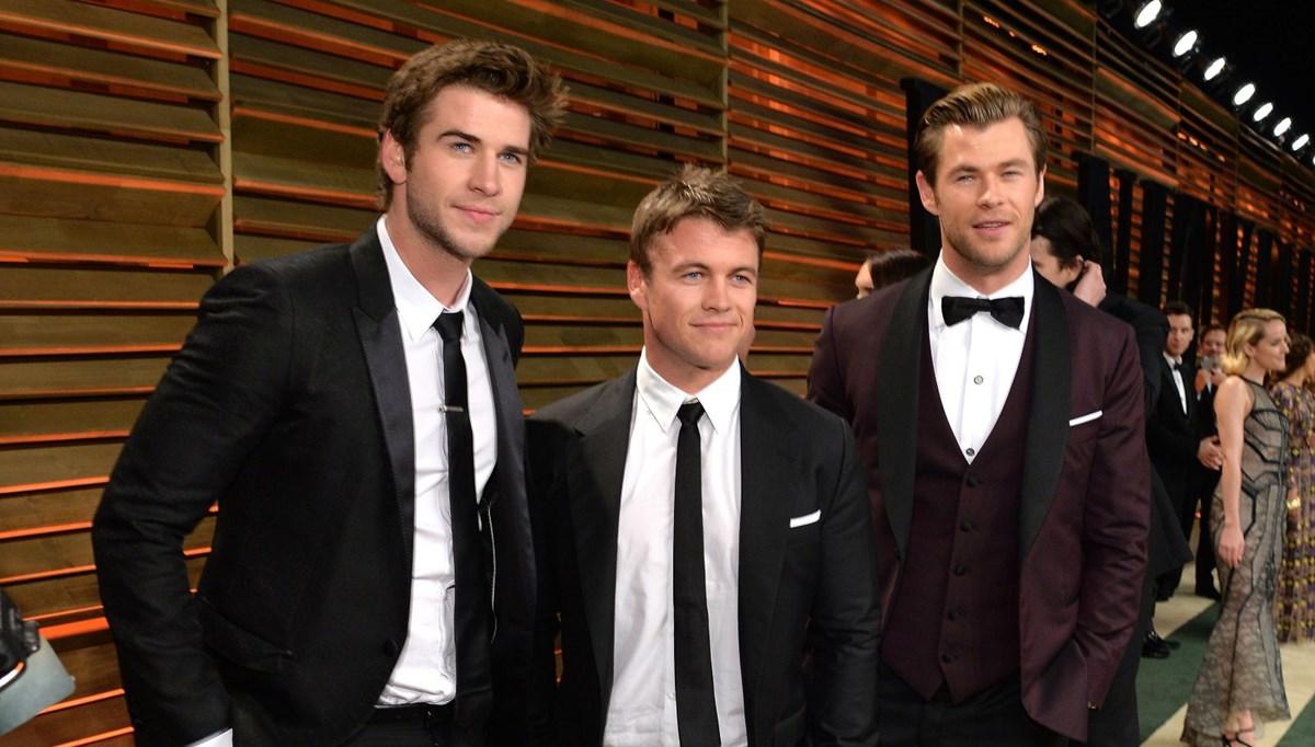 Liam Hemsworth'ün ağabeyleriyle rekabet eden kariyeri