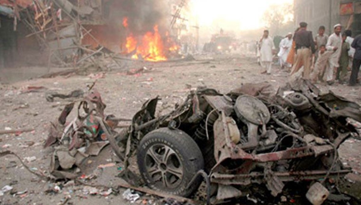 LAST MINUTE: Bomb attack in Logar province of Afghanistan: There are many dead and injured