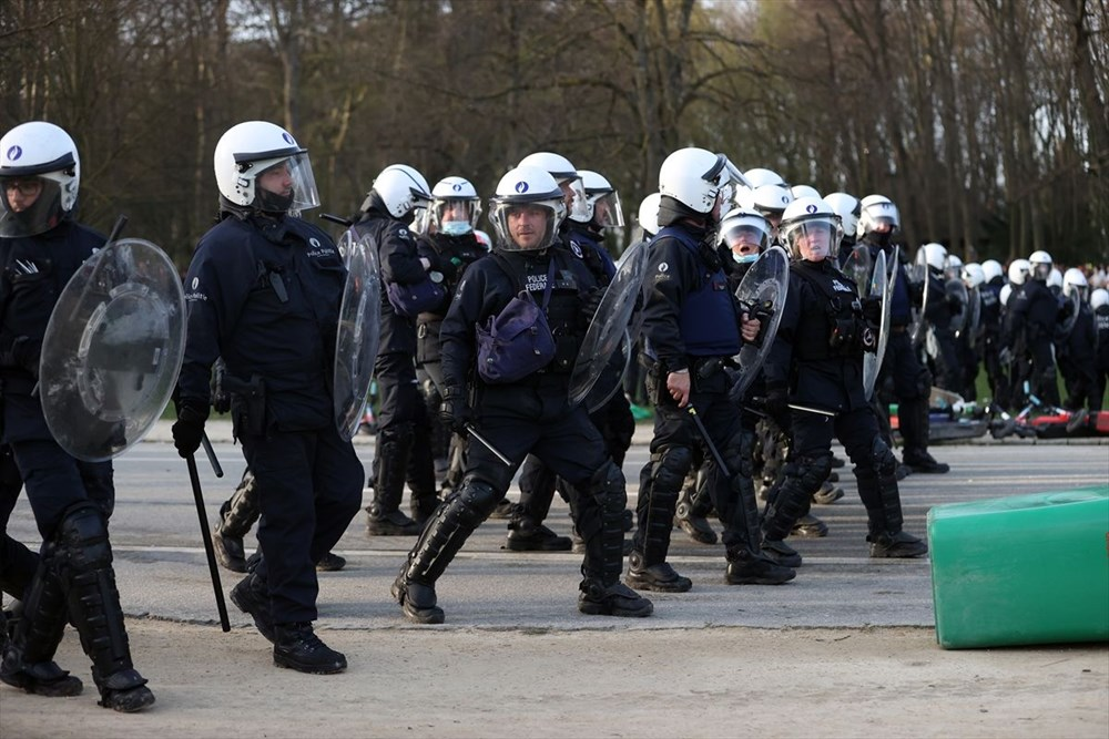Police intervened when the festival, which was announced as April 1 joke in Belgium, turned into reality - 6