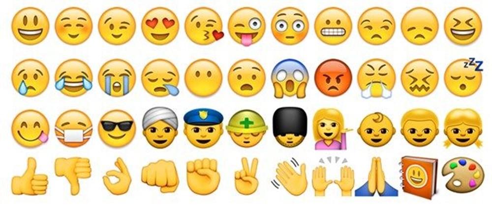 17 Temmuz 2020 Dünya Emoji Günü (Emoji'lerin gizli anlamları) - 3