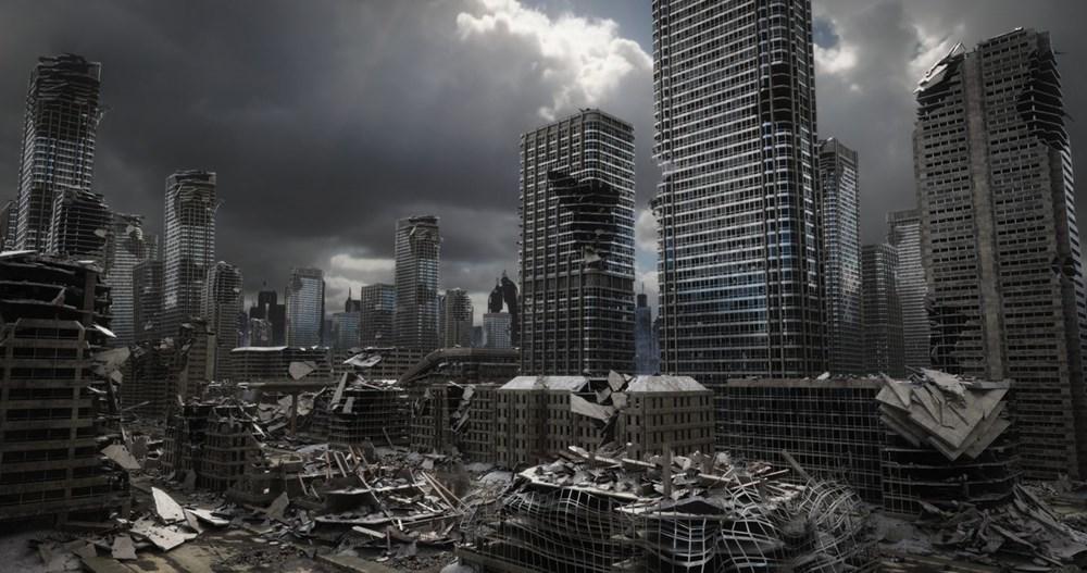 MIT'nin 50 yıl önceki felaket tahmini gerçekleşiyor: İnsanlık, 2040 yılında ekonomik ve toplumsal bir çöküş yaşayabliir - 1