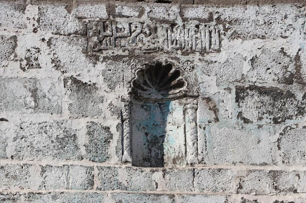 Diyarbakır'da gecekonduların yıkılmasıyla kitabe ve nişler ortaya çıktı - 4