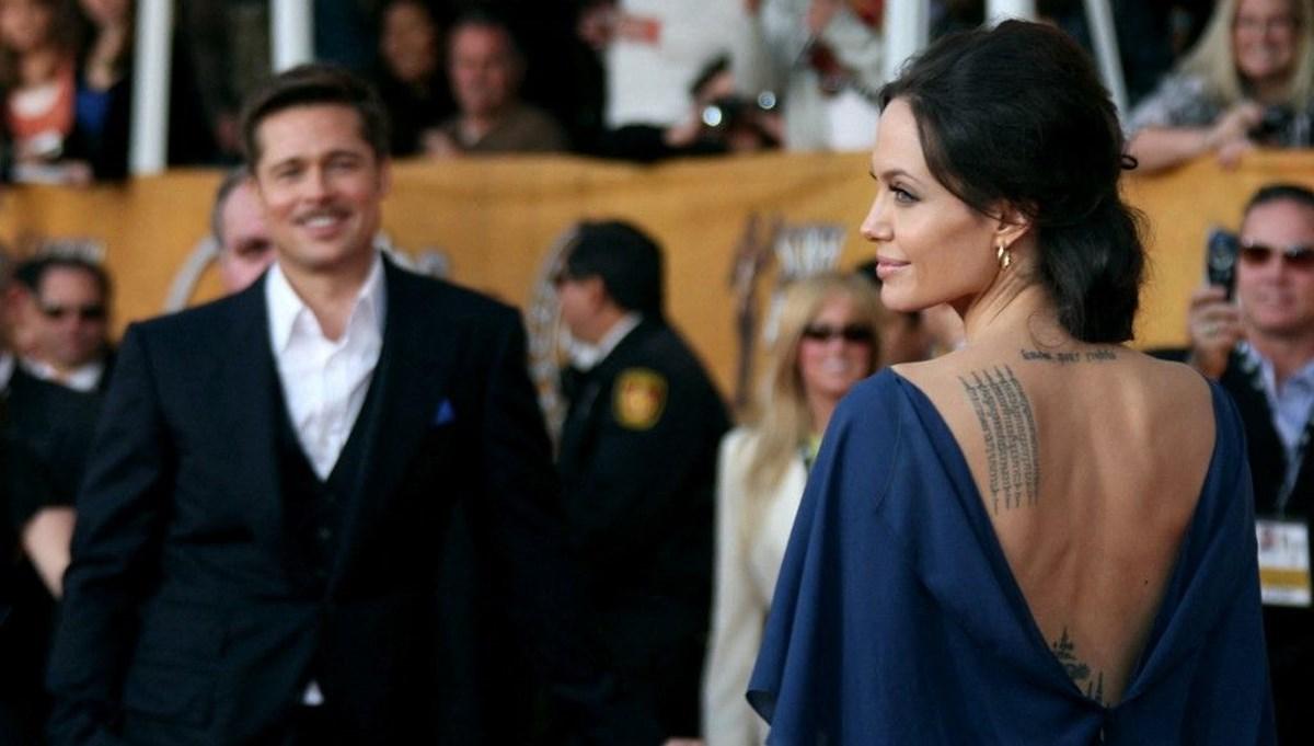 Angelina Jolie ve Brad Pitt davasında hakim değişti