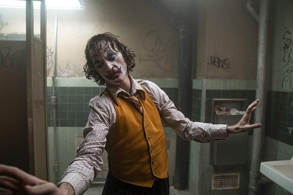 IMDb'nin tüm zamanlar en iyi filmler listesinde 10. sıraya kadar yükselen Joker bugün 30. sırada