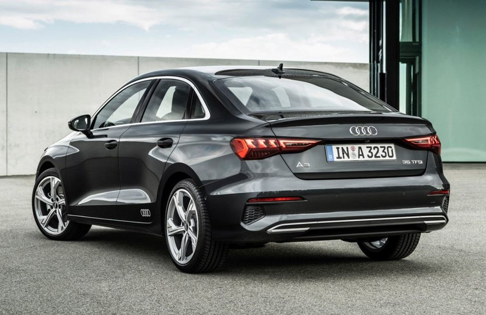 Yeni Audi A3, iki farklı gövde tipiyle satışta (Türkiye fiyatı belli oldu) - 10