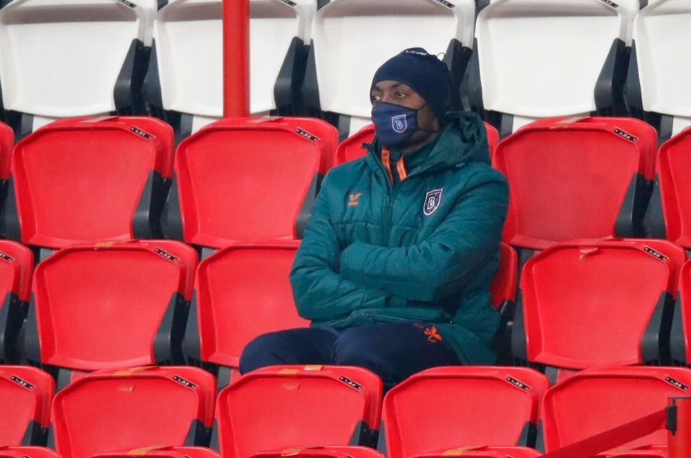 PSG'ye 5-1 yenilen Başakşehir Avrupa'ya veda etti - 11