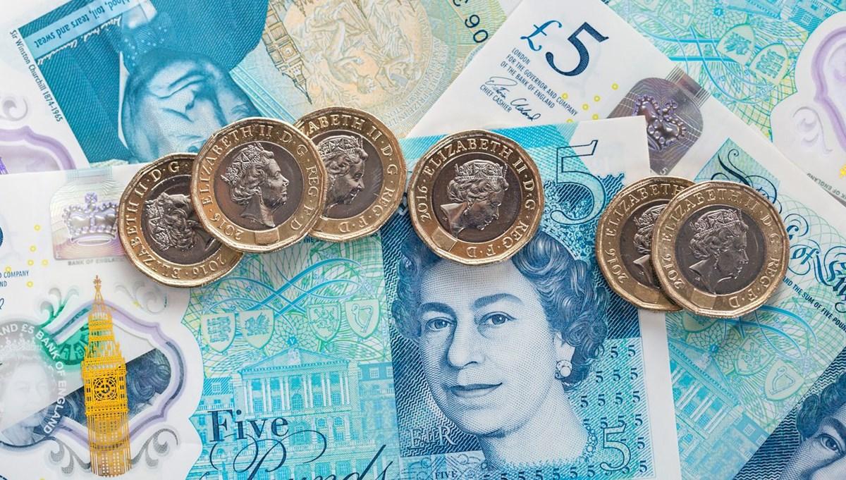 İngiltere'de kamu borcu ilk kez 2 trilyon sterlini aştı