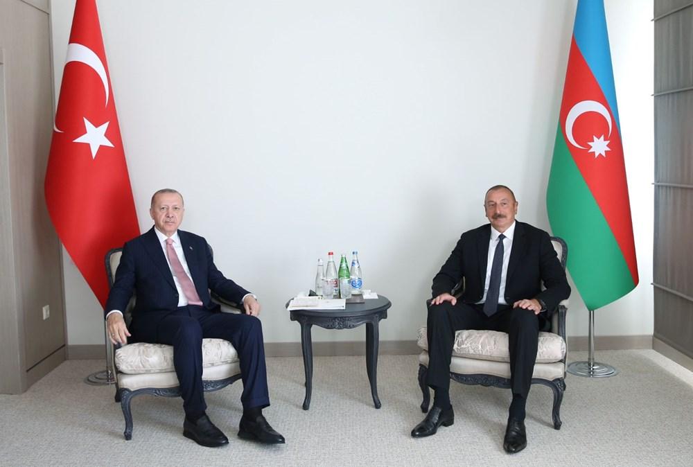 Cumhurbaşkanı Erdoğan ve Aliyev Şuşa Beyannamesi'ni imzaladı - 7