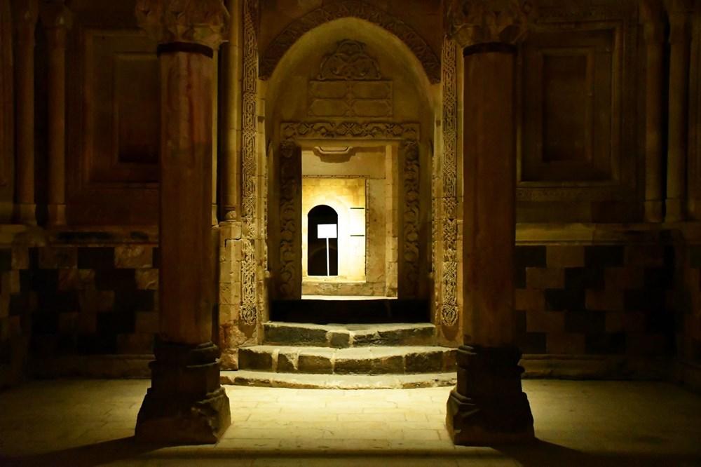 Ağrı'da Osmanlı mimarisinin eşsiz örneği: İshak Paşa Sarayı - 6