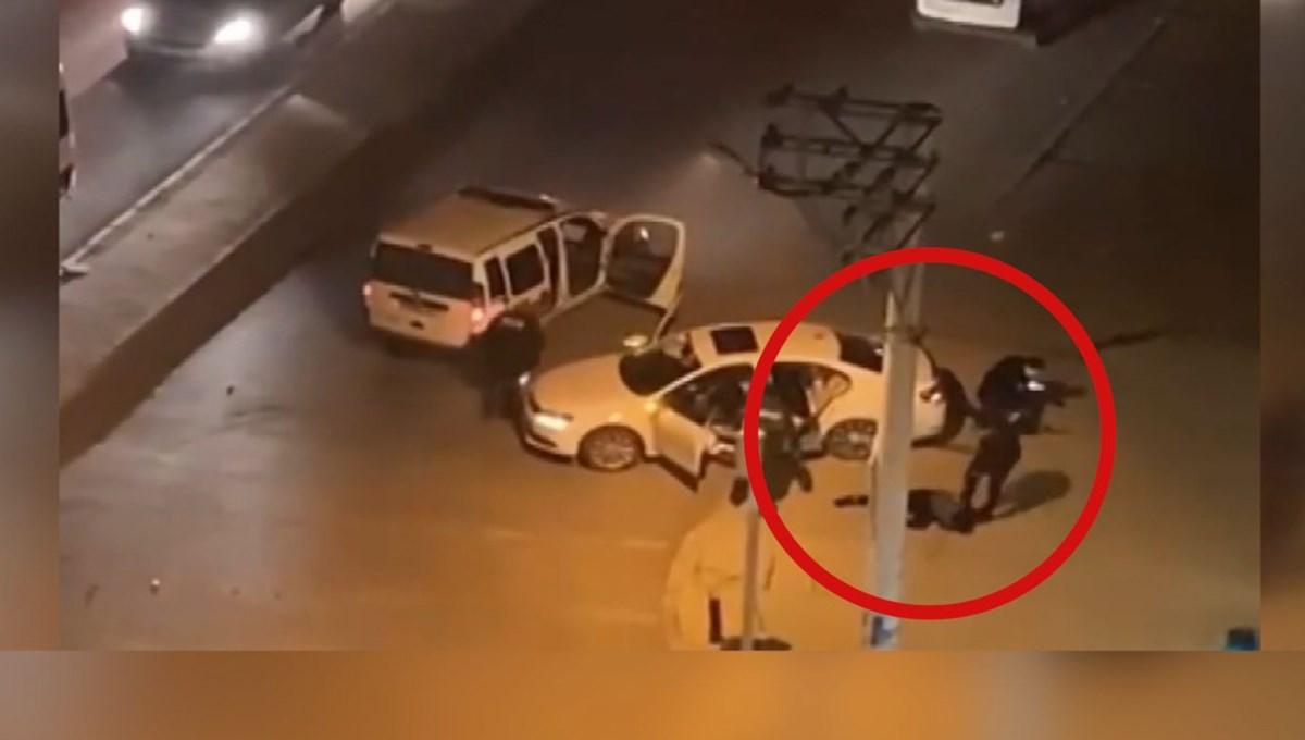 Tekme atan polis açığa alındı