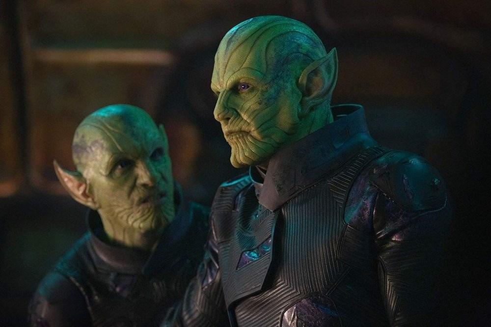 Sinemada canlandırdığı karakterin makyajının arkasında saklı kalan yıldızlar - 15