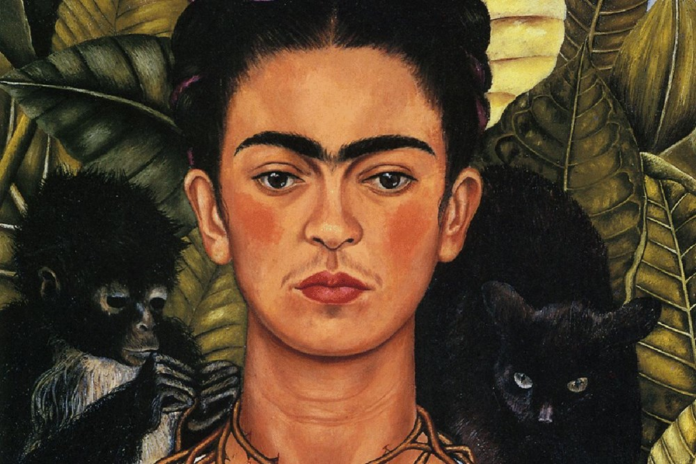 Frida Kahlo kimdir? (Tahta Bacak Frida Kahlo'nun hayatı) - 5