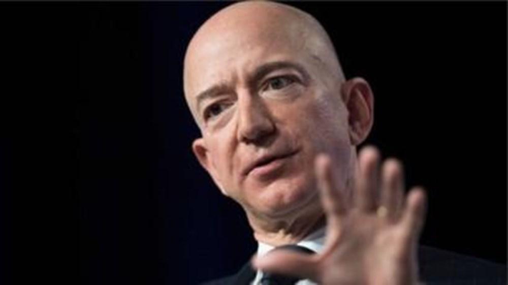 Jeff Bezos servetiyle rekor tazeledi - 12
