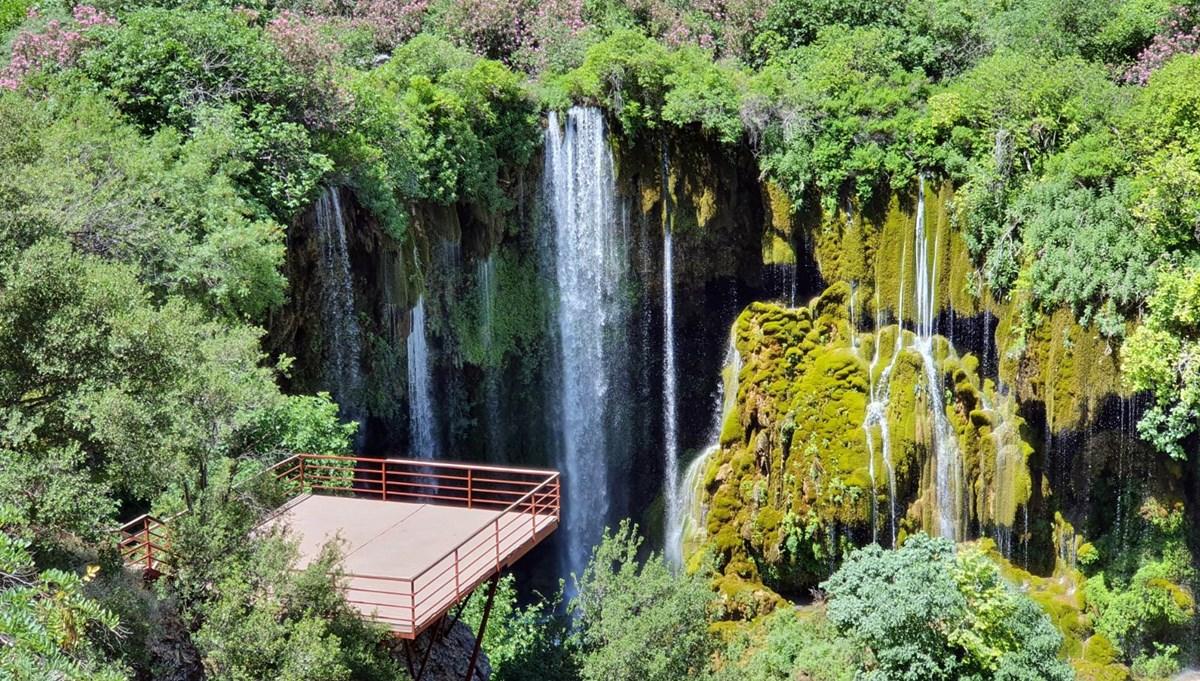 Mersin's hidden paradise: Yerköprü Waterfall
