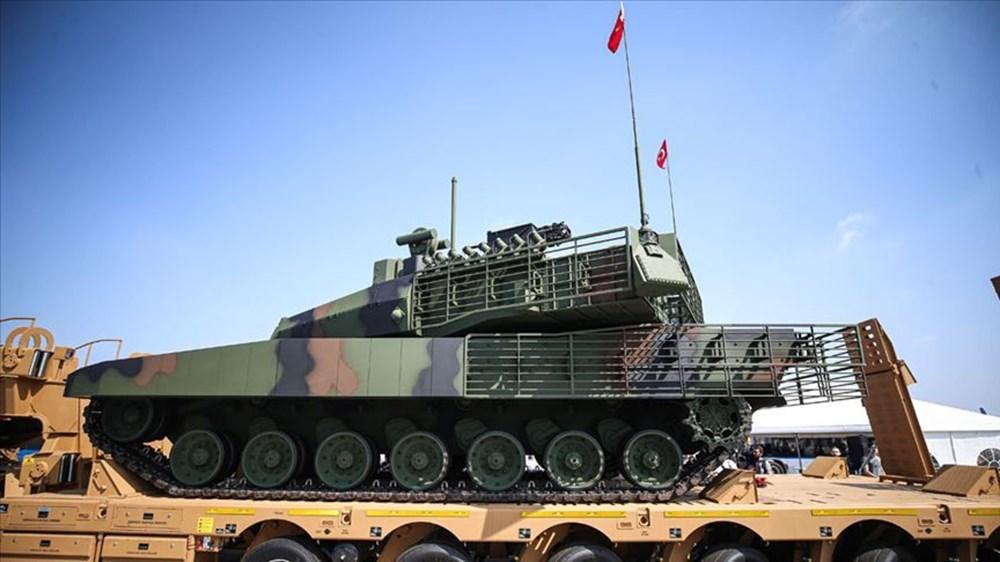 Dijital birliğin robot askeri Barkan göreve hazırlanıyor (Türkiye'nin yeni nesil yerli silahları) - 65