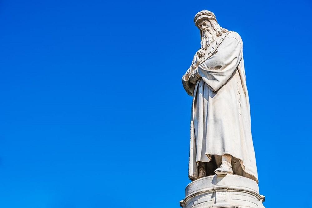 Leonardo Da Vinci'nin soyağacının 700 yılı ortaya çıkarıldı: Yaşayan 14 torunu bulundu - 10