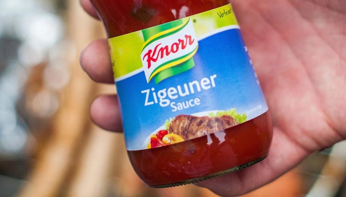 Unilever şikayetlerin ardından Alman sosunun adını değiştiriyor