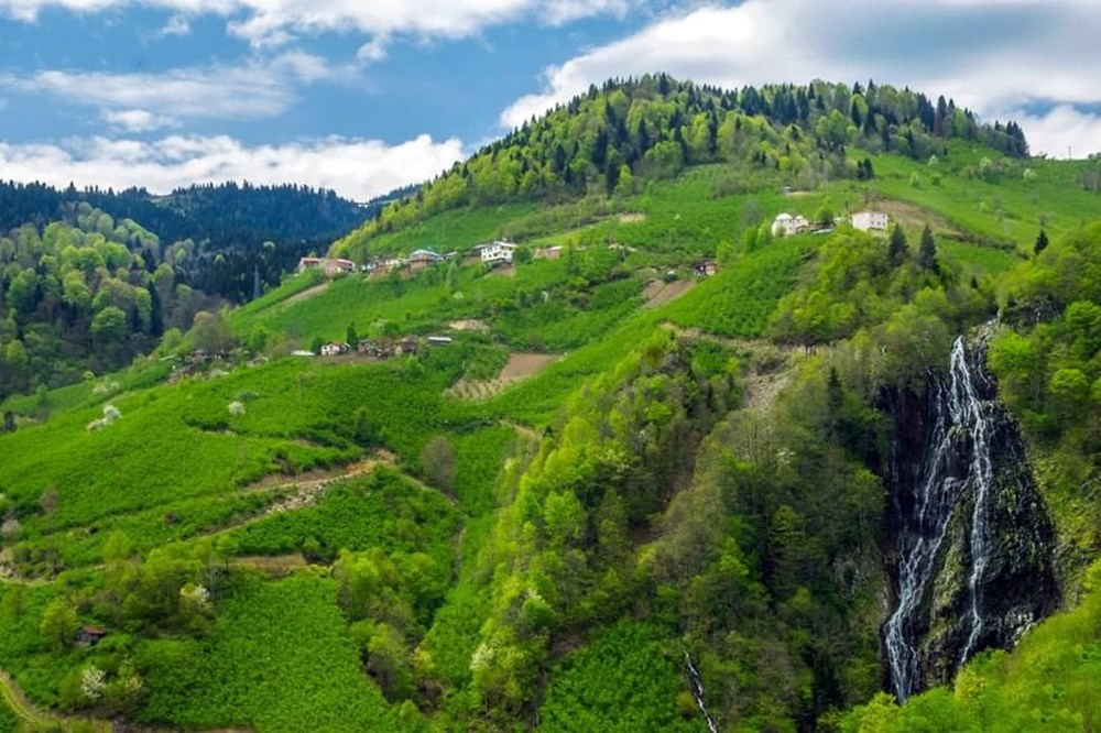 Waterfalls are being brought into tourism in Ordu - 1