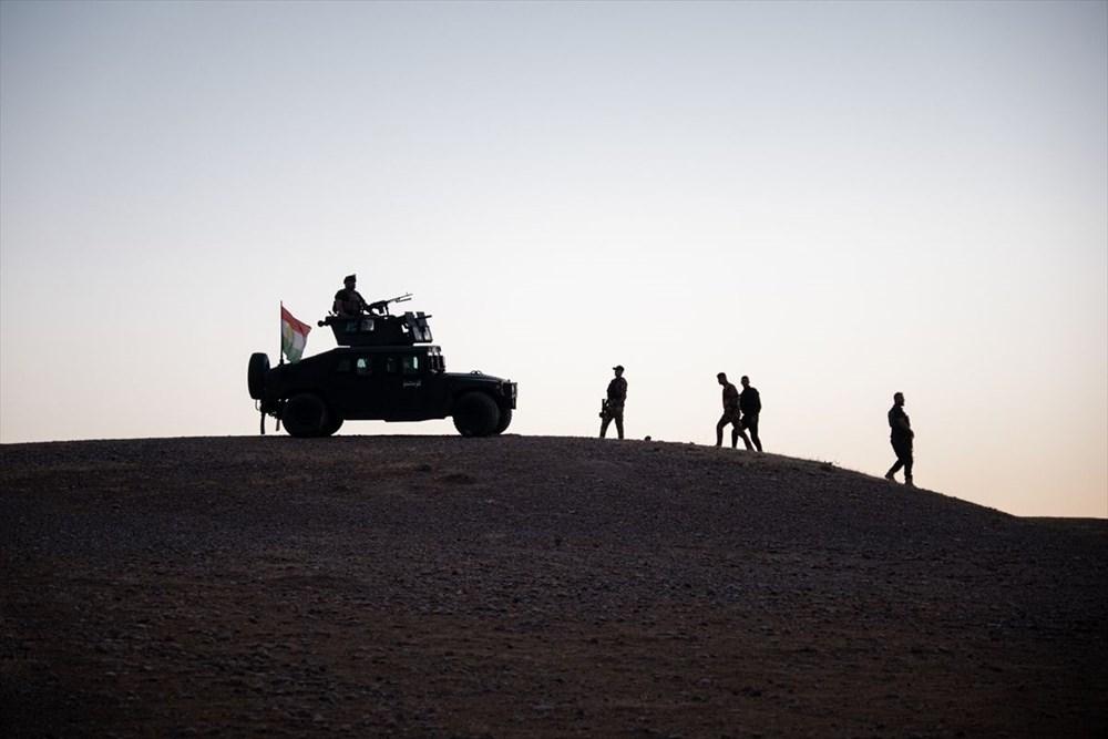 Irak'ta DAEŞ'e yönelik operasyon başlatıldı - 7