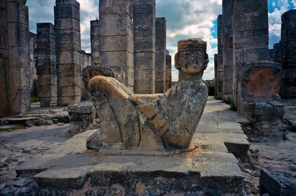 Mayalılar tarafından 2 bin yıl önce inşa edilen su arıtma tesisi bugün işe yarayabilir - 7