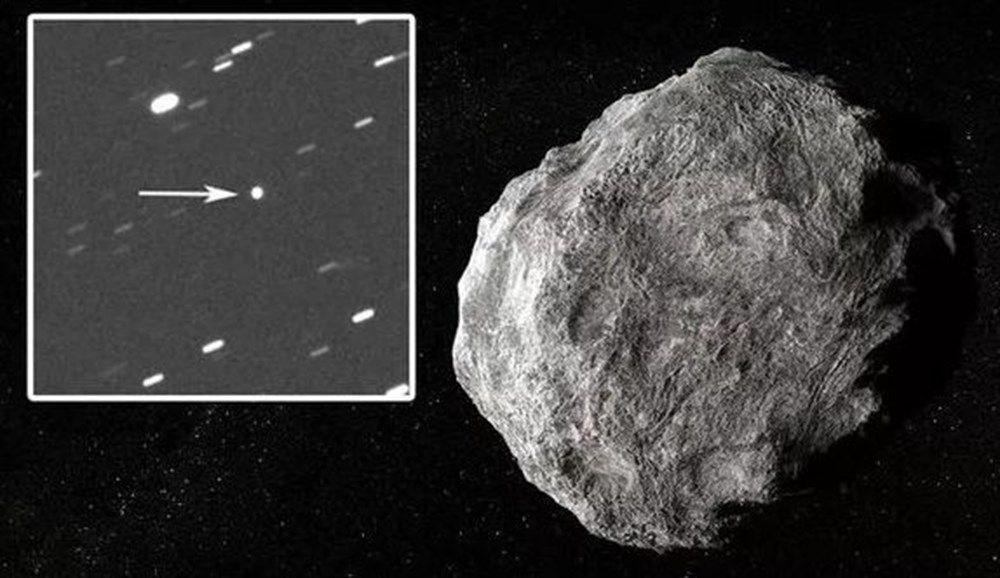 NASA'dan göktaşı açıklaması (2 saat arayla Dünya'yı teğet geçti) - 1