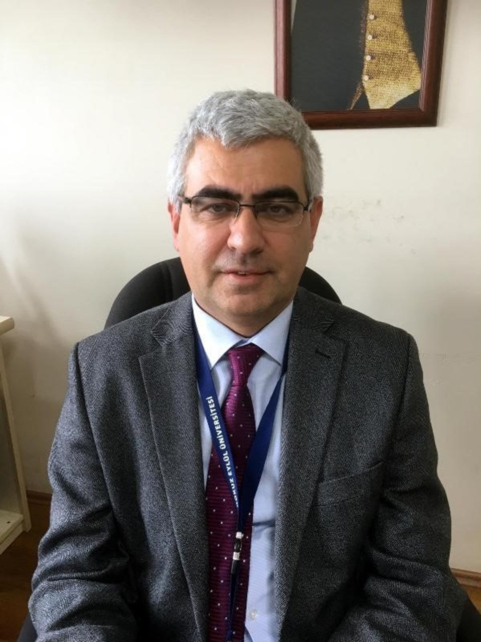 Prof.  Dr.  Oguz Kilinc