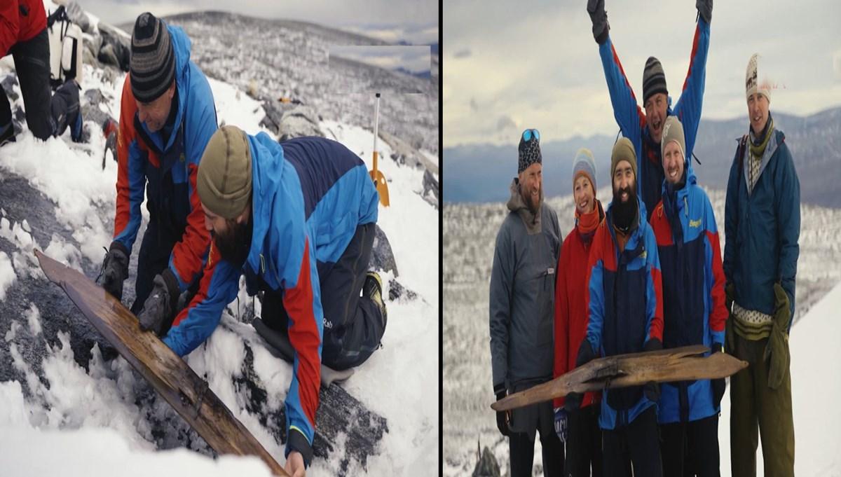 Buzullarda 1300 yıllık keşif: Arkeologlar gözlerine inanamadı