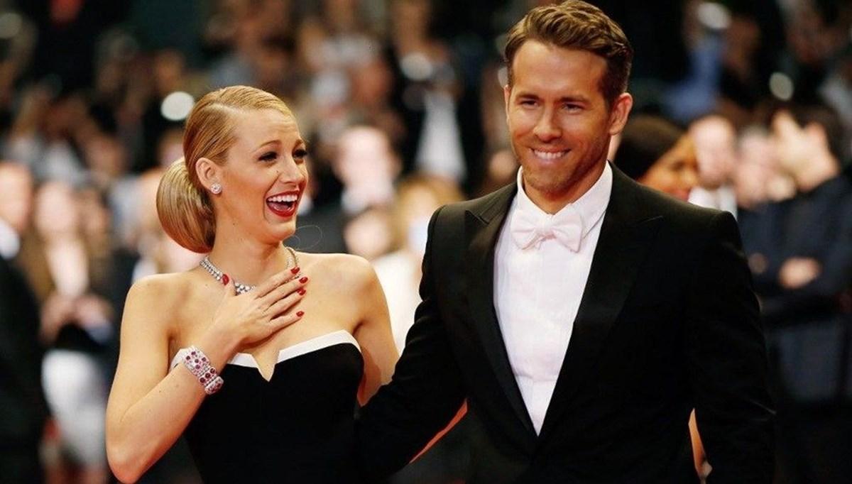 Ryan Reynolds eşi Blake Lively ile geçmişlerini anlattı: Benimle yatması için yalvardım