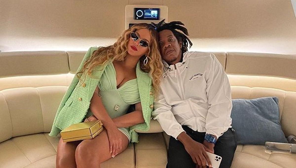 Beyonce 500 milyon dolarlık yatla doğum günü tatilinde