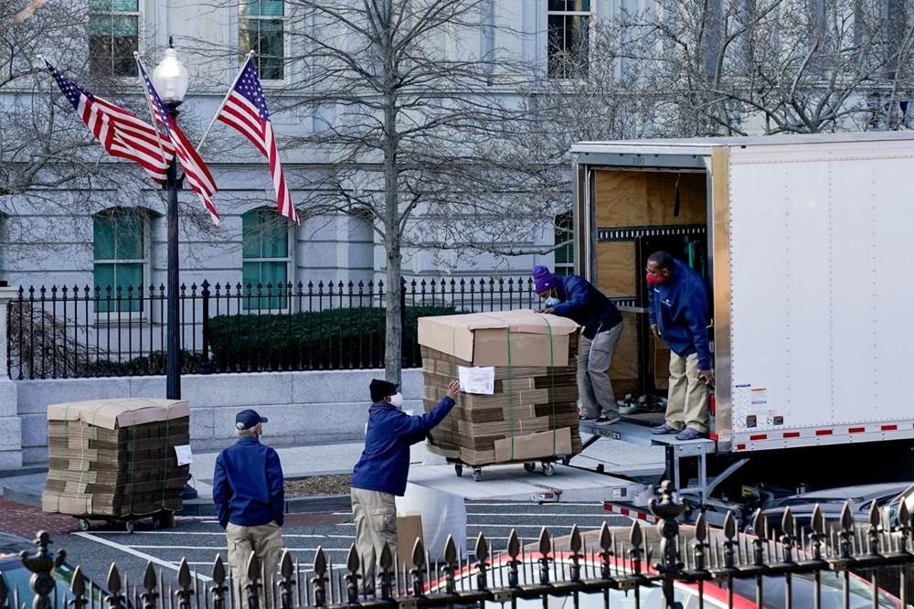 Trump Ailesi Beyaz Saray'dan taşınıyor - 10