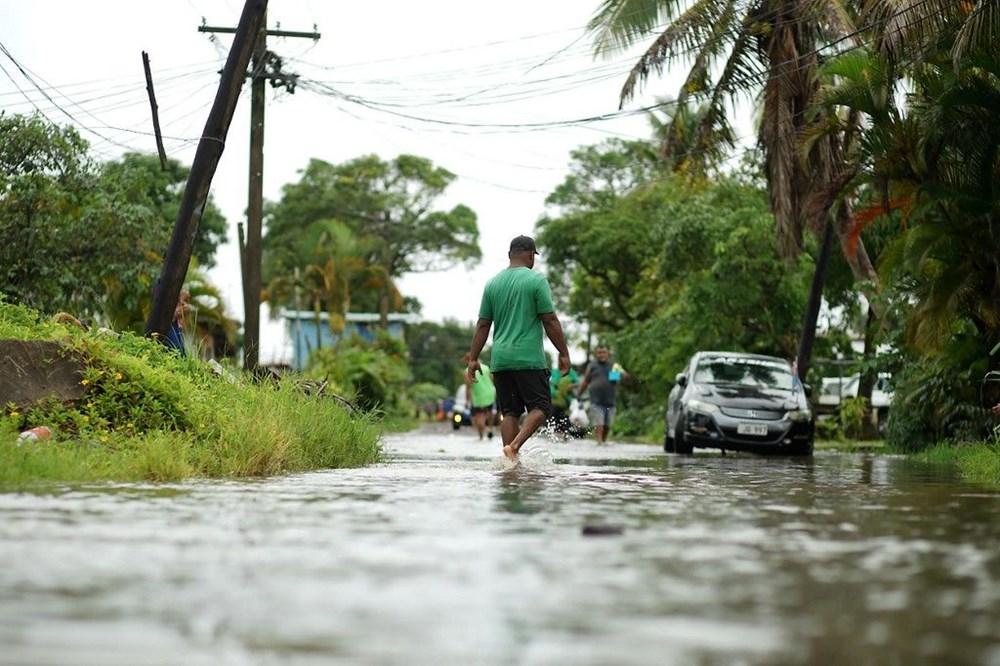 Fiji tufan öncesi doğal afet ilan etti - 2