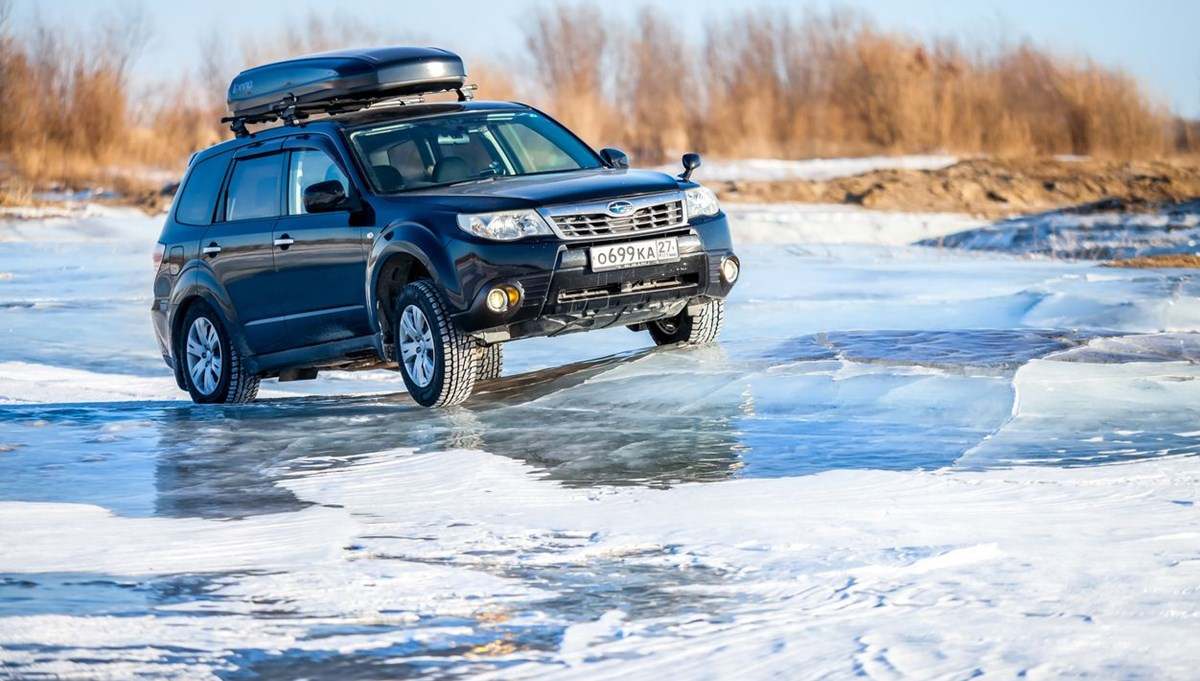 Chip problem: call Subaru to production 17 days