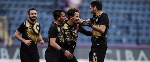 Osmanlıspor: 3 - Aytemiz Alanyaspor: 0 (Maç sonucu)