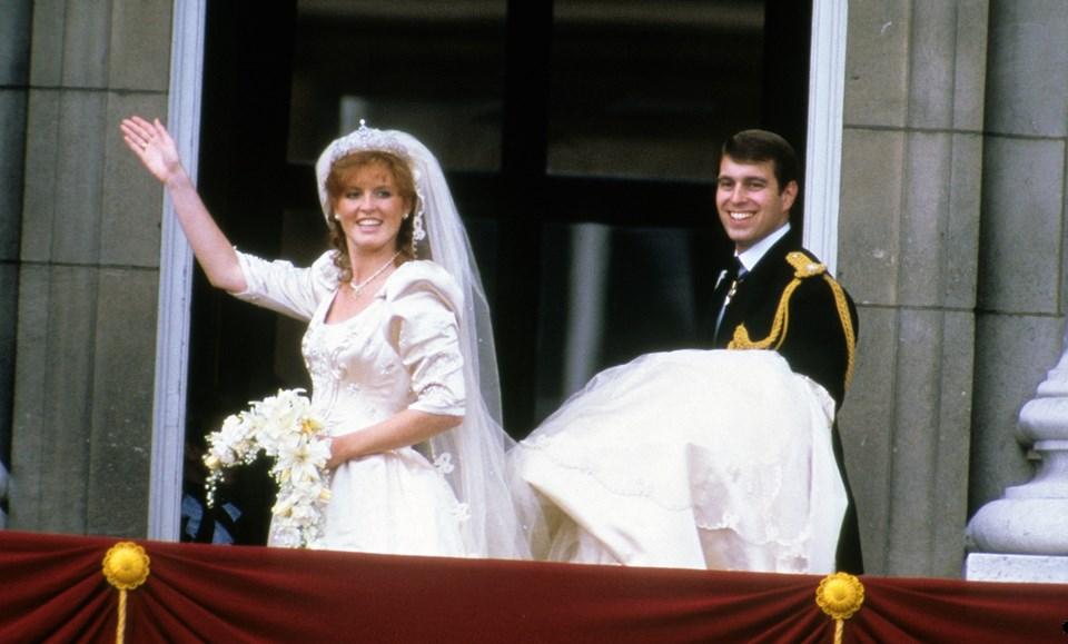 1986'da evlenen veBeatrice ile Eugenie adında 2 çocukları olan çift 1996'da boşandı