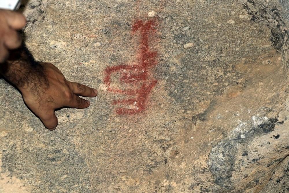 Latmos'daki kaya resimleri, dünyaya kardeşlik mesajıyla tanıtılacak - 8