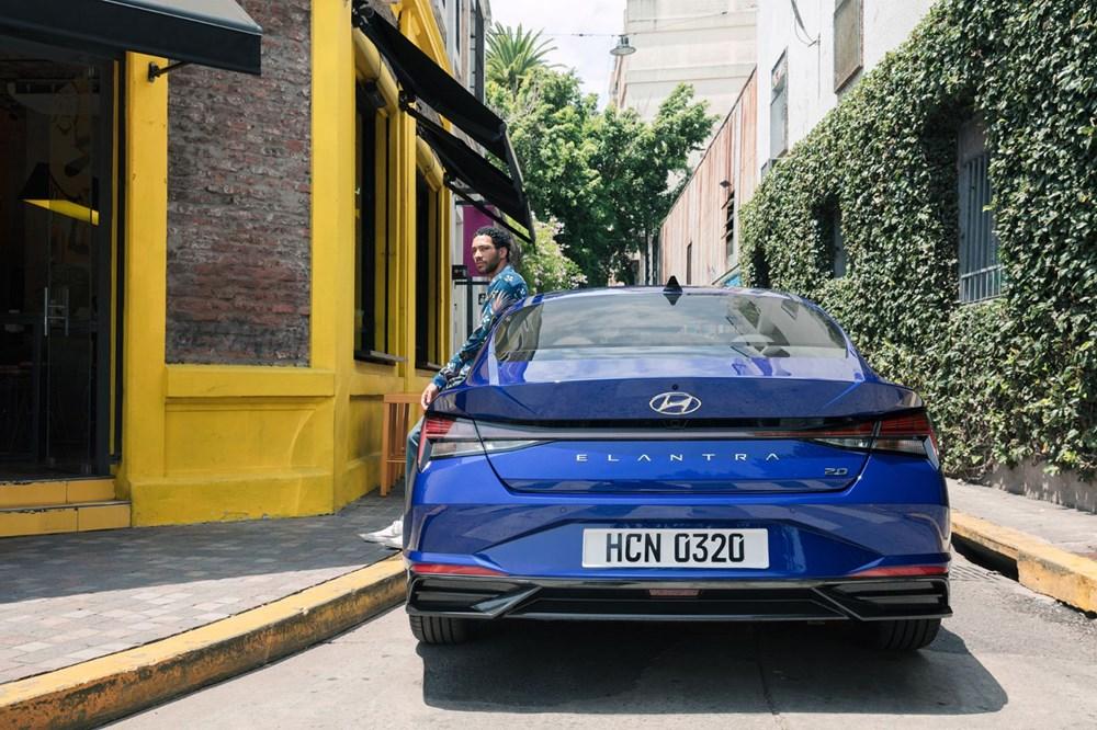 Hyundai Elantra Türkiye'de satışa çıktı (Fiyatı belli oldu) - 8