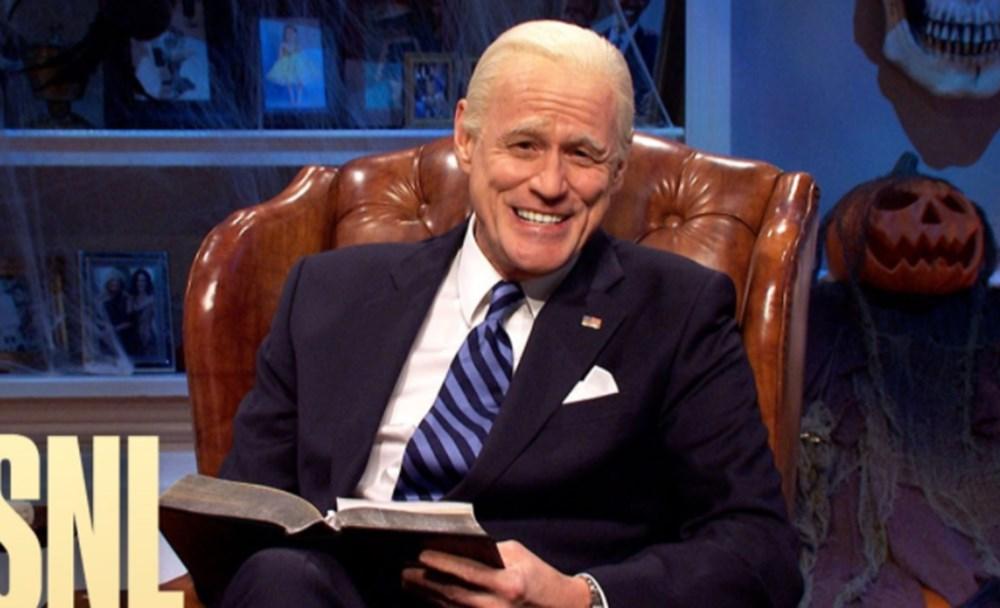 Jim Carrey'nin yerine Alex Moffat Joe Biden'ı canlandıracak - 2