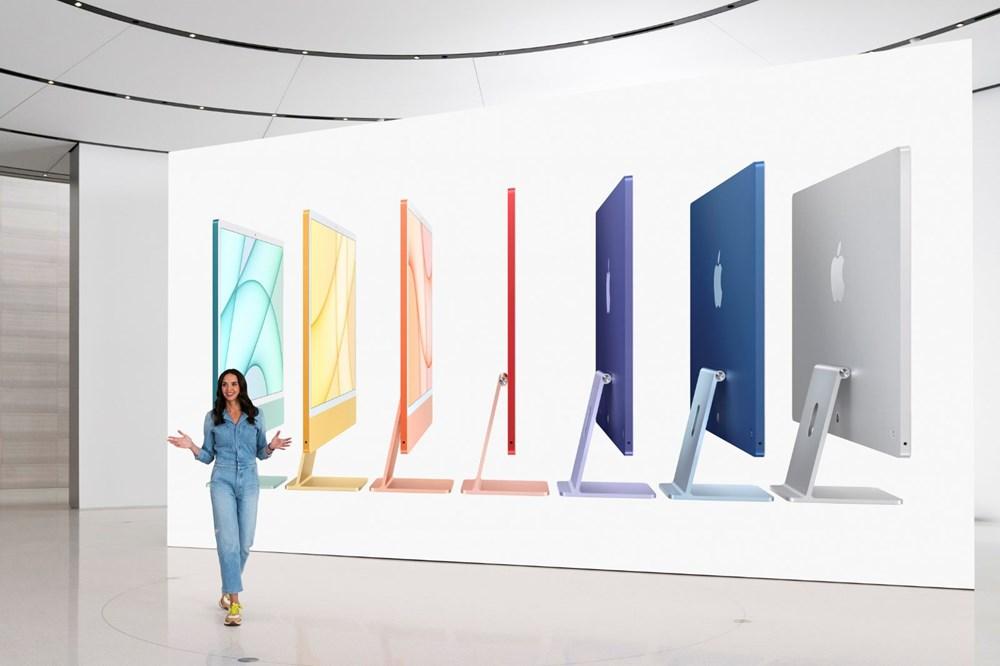 Apple yeni ürünlerini tanıttı: Renkli iMac ve 'en güçlü tablet' iPad Pro damga vurdu - 5