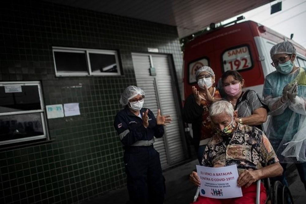 Amazonların başkentinde corona virüse karşı sürü bağışıklığı sağlanmış olabilir - 7