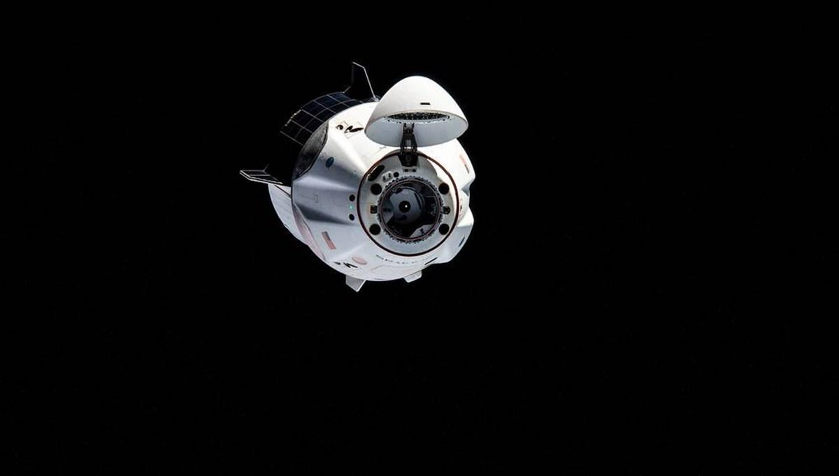 NASA ve SpaceX'in 4 astronotu Crew-2 görevini bitirdi: Dünya'ya dönüyorlar